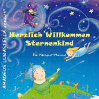 CD Cover Sternenkind